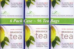 Brassica Tea Case