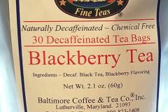 Baltimore Decaf. Tea Bags