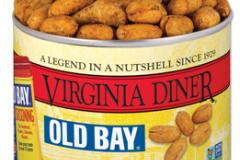 Virginia Diner Old Bay Peanuts