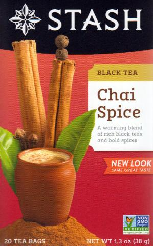 Stash Chai Spice Tea Bags