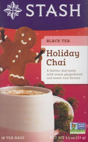 Stash Holiday Chai Tea Bags