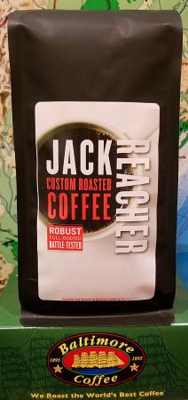 Jack Reacher Coffee