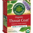 Traditional Medicinals Organic Throat Coat Tea ~ 16 Count