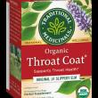 Traditional Medicinals Organic Throat Coat Tea ~ 16 Count