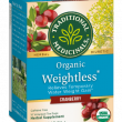 Traditional Medicinals Organic Weightless Tea Bags ~ 16 Count