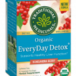 Traditional Medicinals Organic Every Day Detox Tea