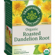 Traditional Medicinals Organic Roasted Dandelion Root Tea Bags ~ 16 Count