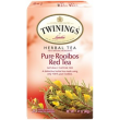 Twinings Pure Rooibos Red Tea Bags