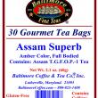 Assam Superb Tea Bags