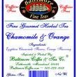 Chamomile & Orange Herbal Loose Tea