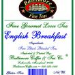 Baltimore English Breakfast Tea
