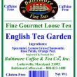 Baltimore English Tea Garden Herbal Tea
