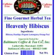 Baltimore Heavenly Hibiscus Herbal Tea
