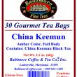 China Keemun Tea Bags