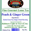 Baltimore Peach & Ginger Green