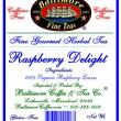 Baltimore Raspberry Delight Herbal Tea