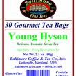 Young Hyson Tea Bags