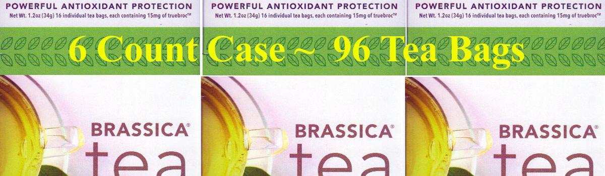 Brassica Tea By The Case