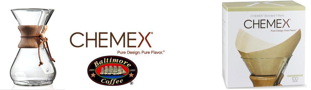 Chemex Coffeemakers & Filters
