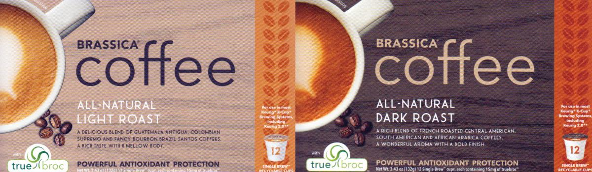 Brassica® K-Cup® Compatible Coffee Cups