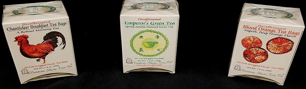 Eastern Shore Tea