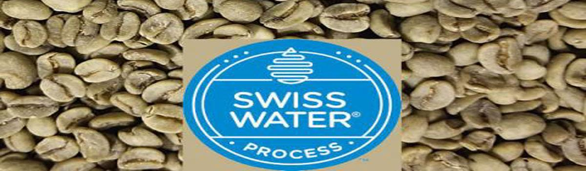 Swiss Water Process Decaf Green Coffee